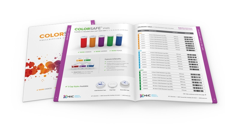 Colorsafe Product Catalog