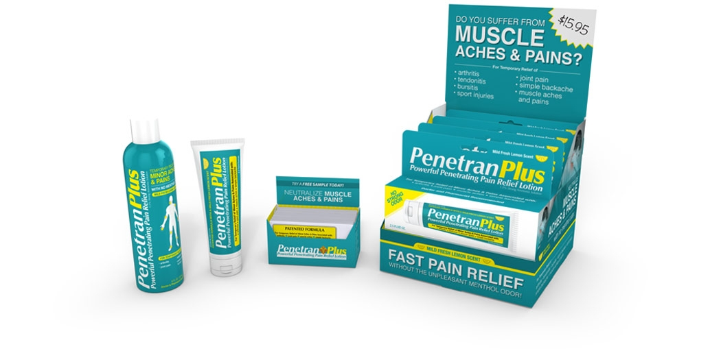Penetran Plus Pain Relief Lotion
